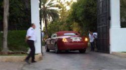 Mohammed VI prend le f'tour