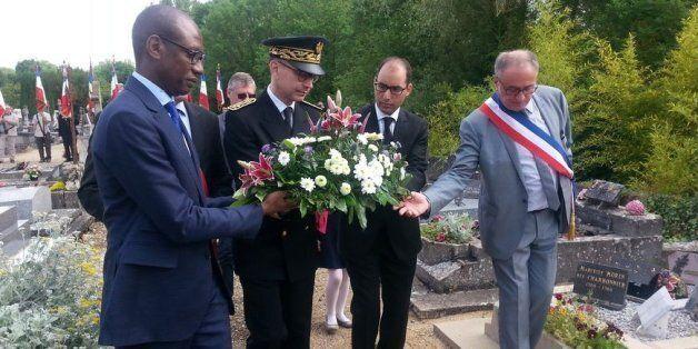Une commune française reconstitue la tombe d'un soldat marocain mort pour la