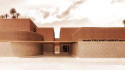 La date d'ouverture du musée Yves Saint Laurent à Marrakech