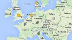 Effet domino: Ces pays qui préparent les prochains avis de tempêtes sur