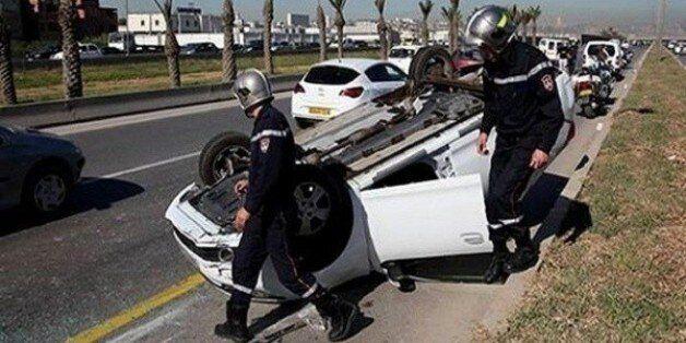 18 morts et 580 blessés dans des accidents de la routes depuis le début du