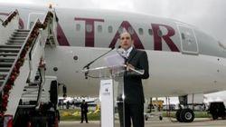 Qatar Airways confirme sa volonté d'entrer dans le capital de la