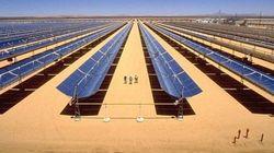 Une entreprise chinoise pour la construction des centrales Noor II et