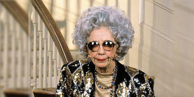Ann Morgan Guilbert, l'interprète de grand-mère Yetta dans