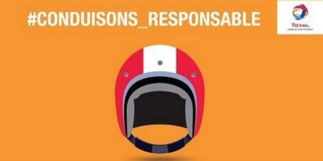 #CONDUISONS_RESPONSABLE : la campagne de sensibilisation lancée par Total