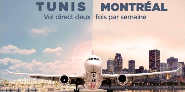 Polémique sur le coût du vol inaugural Tunis-Montréal: Tunisair