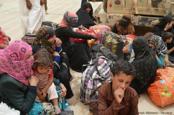 L'Irak confrontée à un