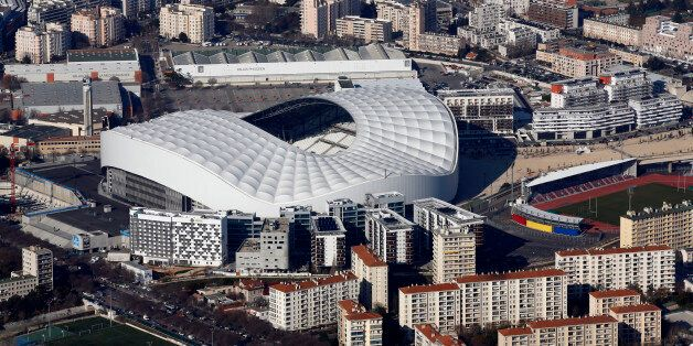 Football Soccer - UEFA Euro 2016 soccer tournament - Velodrome stadium, Marseille, France - 17/02/2016....