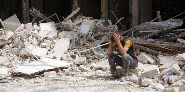 Les offensives contre l'EI en Syrie et en Irak
