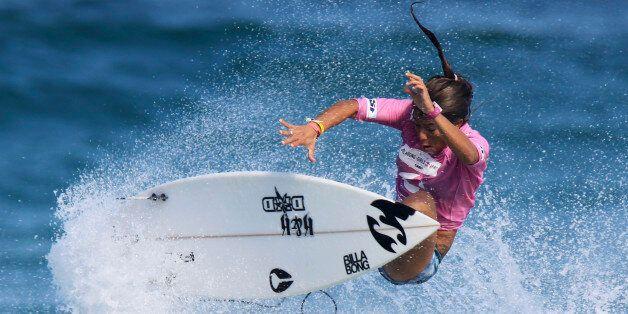Ces femmes veulent être reconnues comme surfeuses et non comme