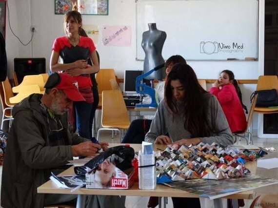 Yousra Belabès, réinvente le papier avec talent et