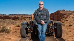 Revivez en images le premier épisode de Top Gear tourné au