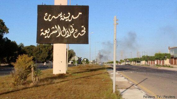 Les forces antijihadistes entrent dans Syrte, fief de l'EI en