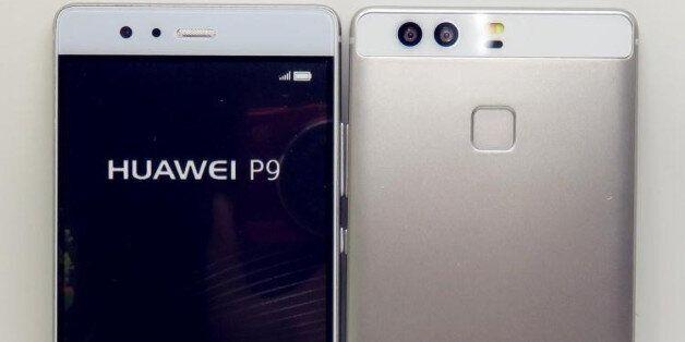 Le P9 de Huawei sur le marché