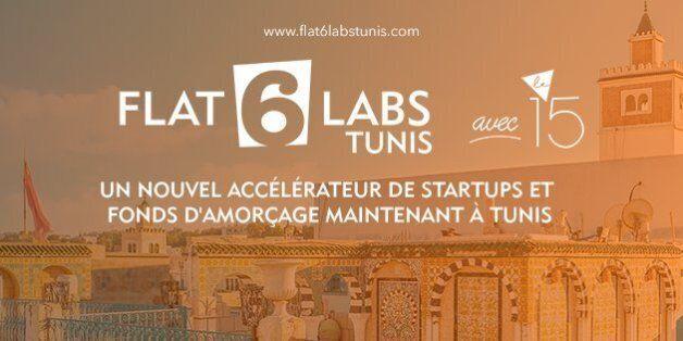 L'accélérateur de Startup, Flat6Labs, s'installe en