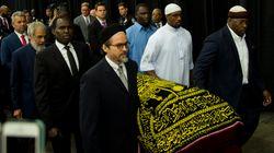 Les images émouvantes des funérailles de Mohamed Ali à