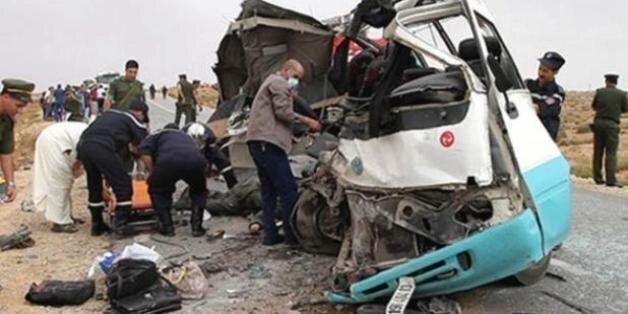 Accidents de la route: 34% des personnes tuées en 2015 ont moins de 30