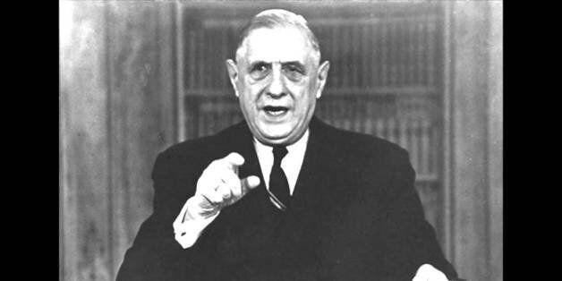 Le F.N s'est-il inspiré du Général de Gaulle