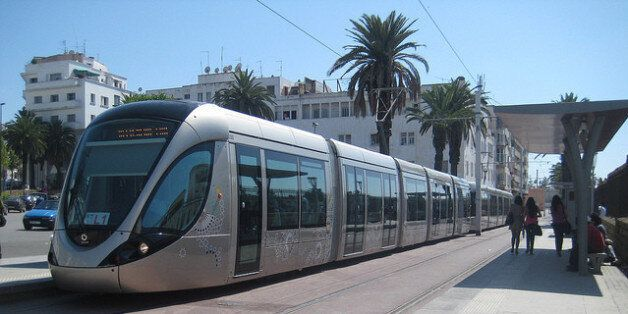 Le tramway de