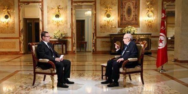 Béji Caïd Essebsi dans une grande interview télévisée: Un gouvernement d'Union nationale est