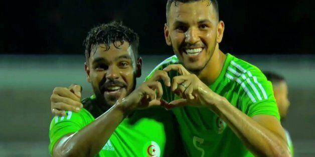 L'Algérie bat les Seychelles (2-0) et se qualifie pour la CAN