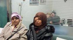 Une Marocaine défigurée sauvée en
