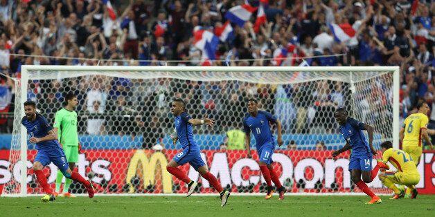Football Soccer - France v Romania - EURO 2016 - Group A - Stade? de France, Saint-Denis near Paris,...