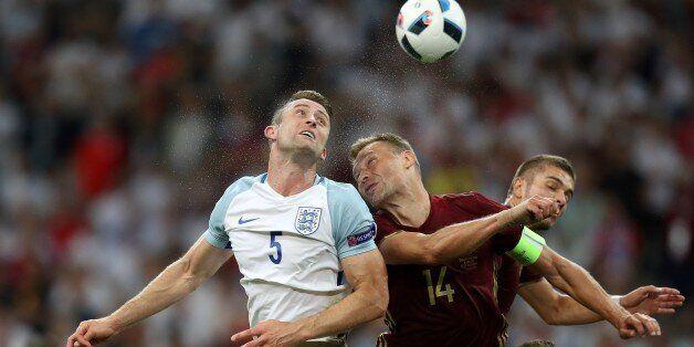 Euro 2016: le résumé et les buts du match Angleterre - Russie, marqué par les heurts à