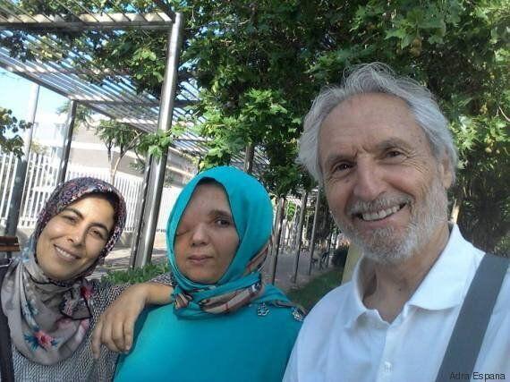 La nouvelle vie de Samira Benhar, la Marocaine sauvée par un chirurgien