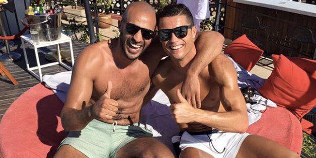 L'amitié Ronaldo-Hari n'est pas du goût du Real