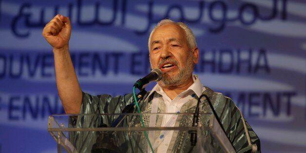 Ghannouchi estime indispensable de prendre en considération le poids électoral d'Ennahdha lors de la...