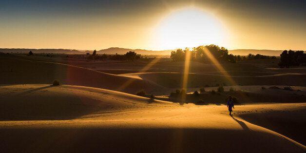 Vague de chaleur au Maroc pour le début du