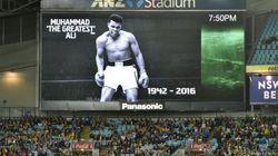 Le monde se prépare à dire adieu à Mohamed Ali