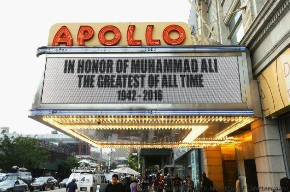 Le monde entier a désormais les yeux rivés sur Louisville, la ville natale de Mohamed