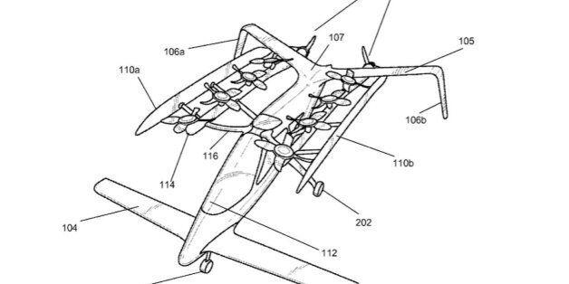 Larry Page rêve d'une voiture volante, mais ne compte pas sur Google à ce