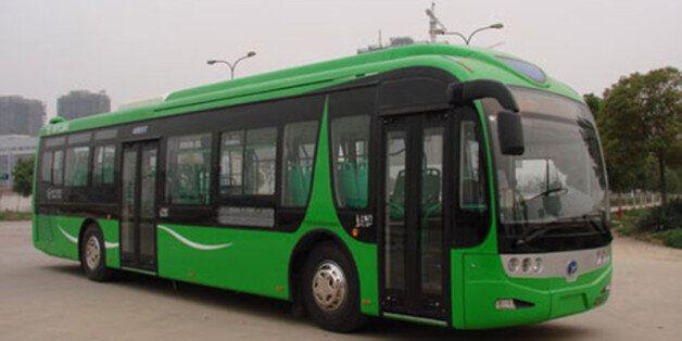 La production des bus électriques