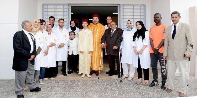 Rabat aura son centre d'accueil des malades atteints