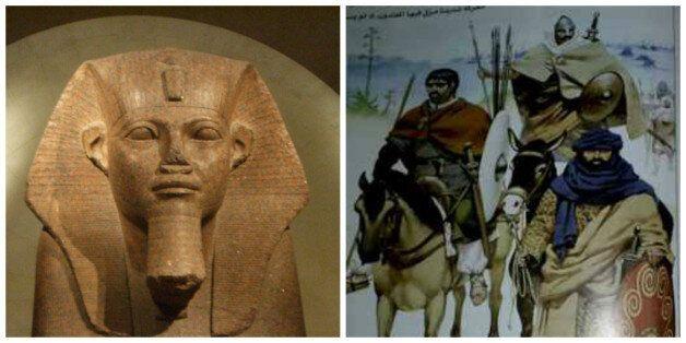 Moussa Ibn Noussayr et Sheshonq: le mythe et son