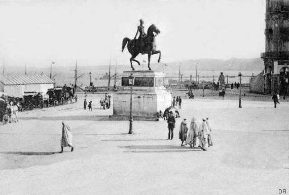 D'Azouza à Alger, ma vie pérégrine d'instit (V): Place du cheval ... et