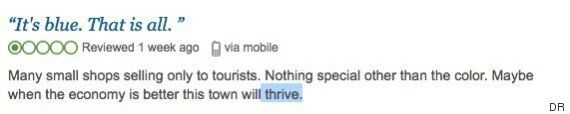 Le meilleur du pire des commentaires de TripAdvisor sur le