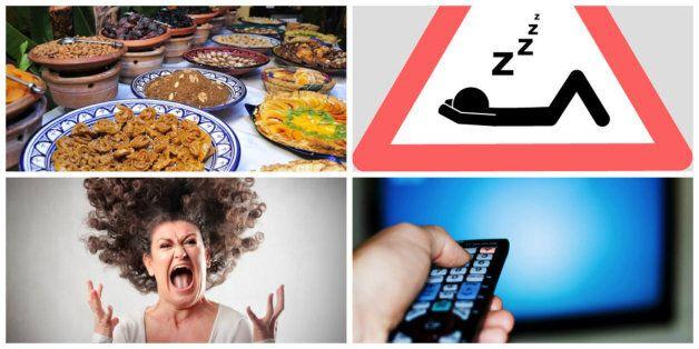 6 mauvaises habitudes des jeûneurs marocains pendant le mois de