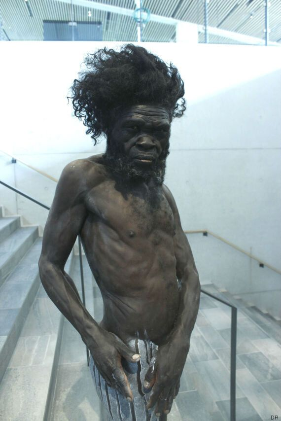 A quoi ressemblaient les premiers habitants du