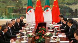 Don chinois de 15 millions de dollars à l'Algérie pour réaliser des projets