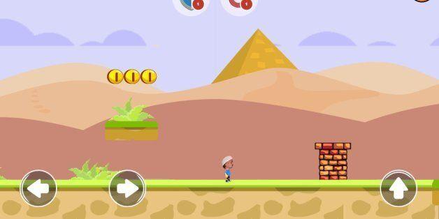 Un nouveau jeu-vidéo mobile met en scène Kabbour, le mari de