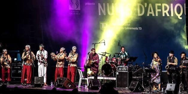 La musique Algérienne s'invite au festival international de Montréal