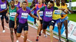 Athlétisme: Makhloufi engagé sur le 800m du Meeting