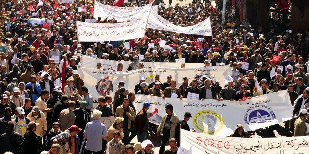 Maroc: Le programme des syndicats durant le
