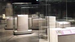 Les oeuvres du musée du Louvre ont été