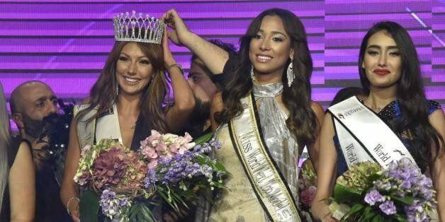 Miss Arabe 2016 est
