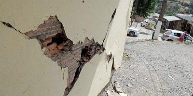 Séisme à Médéa: plus de 80 blessés dont des cas graves et plusieurs dégâts matériels